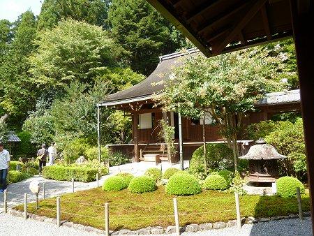 京都大原の寂光院