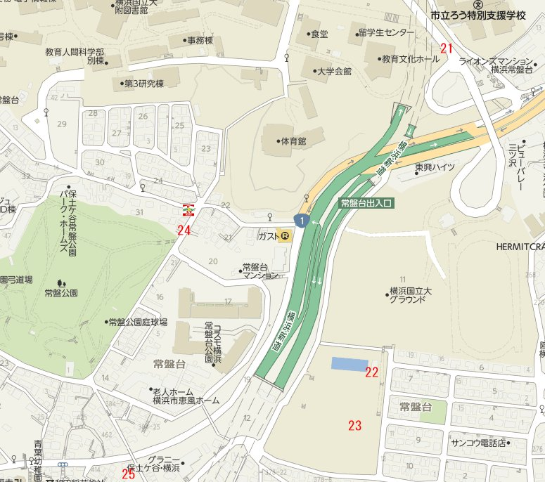 横浜国大周辺マップ3