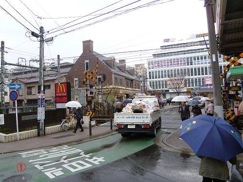 和田町駅(相鉄線)前