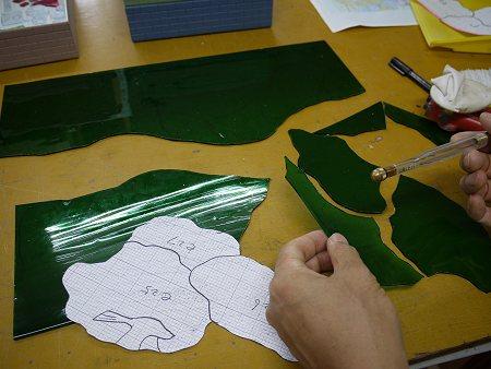 緑はドイツのランバーツ社