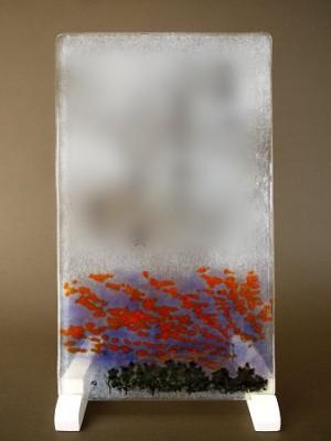 No.024 夕焼けの鰯雲