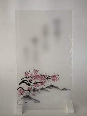 No.026 吉野の桜と雲海