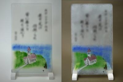 No.091 海辺の教会