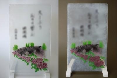 No.120 紫陽花と眼鏡橋