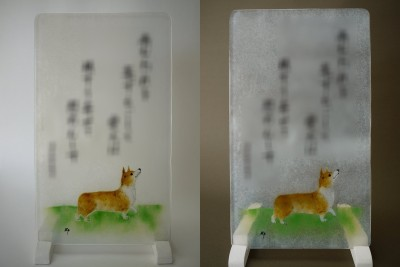 No.156 コーギー犬