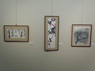 左から「竹林」「山葡萄」「梅」