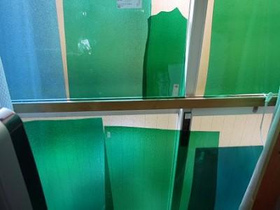 ランバーツ社のアンティークガラス