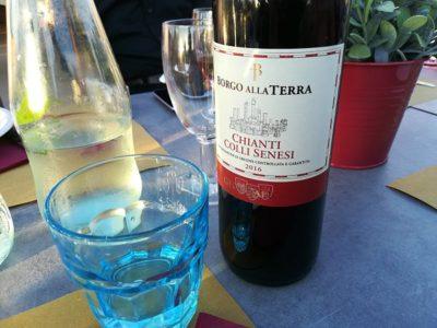 イタリアワインの最高格付けDOCGになっているキャンティ・ワイン