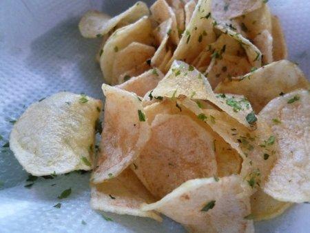 時には、青海苔をつけたり、粉チーズをつけたり、バリエーション豊かです。